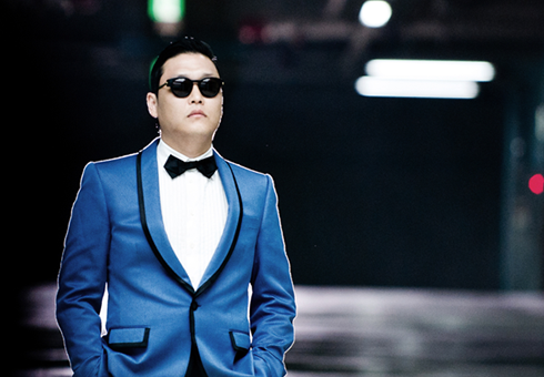 Korean Singer PSY (YG Entertainment)