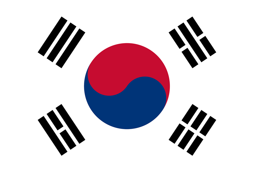 Learn Korean Flag